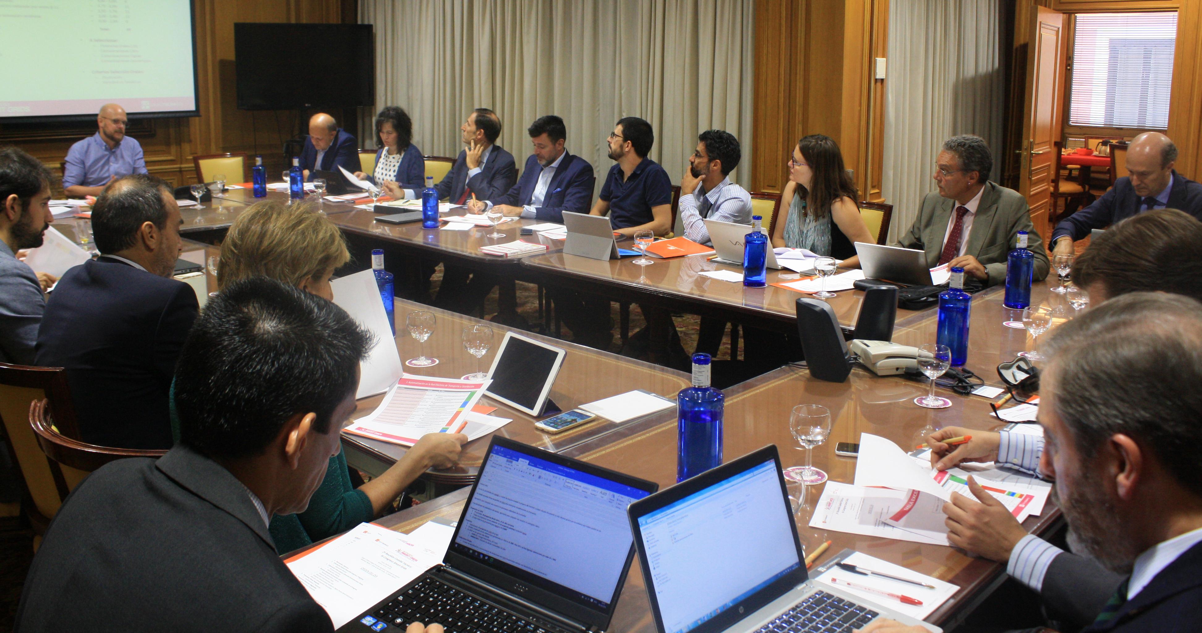 Comite-Técnico-III Congreso Smart Grids