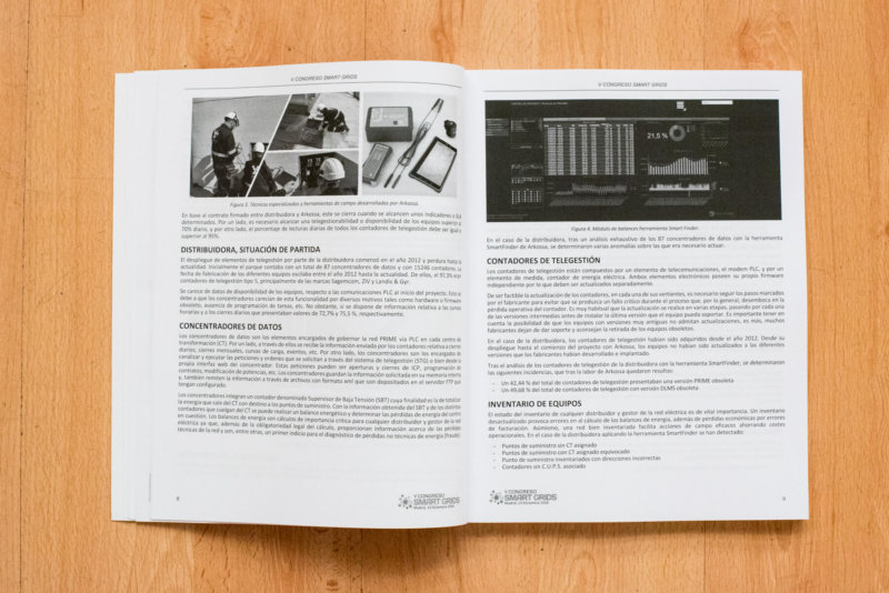 Libro de Comunicaciones del V Congreso Smart Grids 2018