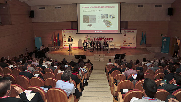 Congreso Smart Grids 2 - 2014