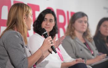 Carmen Gimeno - Secretaria General - GEODE - General Mesa Redonda - 4 Congreso Smart Grids