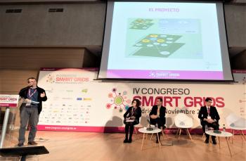Cecilio Sarobe - Ingeniero - CENER - General Ponencia - 4 Congreso Smart Grids