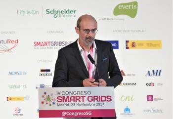 Fernando Monzon - Gerente y CTO - Everis - Detalle Ponencia - 4 Congreso Smart Grids