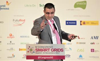 Javier Sanchez - Sales Manager Grid Iberia - Saft - Detalle 1 Ponencia - 4 Congreso Smart Grids