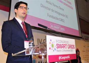 Jesus Torres - Director Integracion TIC - Fundacion Circe - Detalle 1 Ponencia - 4 Congreso Smart Grids