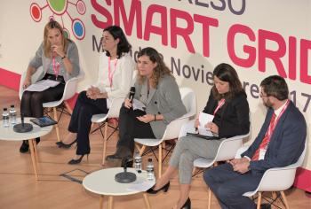 Maria Luisa Revilla - Horizonte 2010 - CDTI - MINECO - General 2 Mesa Redonda - 4 Congreso Smart Grids