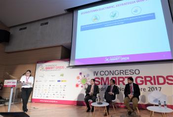 Maria Perez- Jefa de Proyectos ID - Gfi NV - General Ponencia - 4 Congreso Smart Grids
