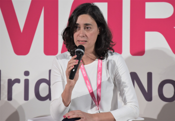 Susana Banares - Jefa Departamento Gestion Demanda y Redes Inteligentes - REE - Detalle 1 Mesa Redonda - 4 Congreso Smart Grids