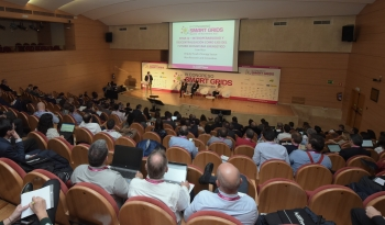 Auditorio General - 4 Congreso Smart Grids