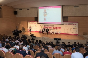 Blanca Losada - Presidenta - Futured - General - Inauguracion 4 Congreso Smart Grids