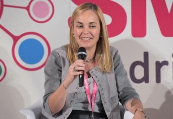 Carmen Gimeno - Secretaria General - GEODE - Detalle Mesa Redonda - 4 Congreso Smart Grids