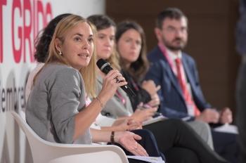 Carmen Gimeno - Secretaria General - GEODE - General 2 Mesa Redonda - 4 Congreso Smart Grids