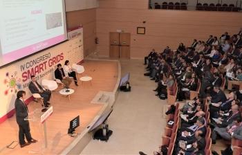 Daniel Morales - Director Tecnico Ingelectus - General Ponencia - 4 Congreso Smart Grids