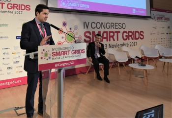 Enrique Morgades - Secretario Futured - Detalle 1 Clausura - 4 Congreso Smart Grids