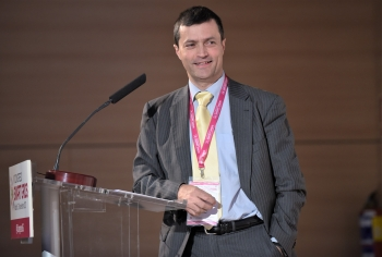 Fernando Garcia - Futured - Detalle Moderar Mesa - 4 Congreso Smart Grids