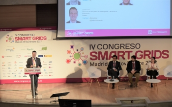 Fernando Garcia - Futured - General 2 Moderar Mesa - 4 Congreso Smart Grids