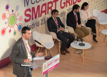 Fernando Garcia - Futured - General Moderar Mesa - 4 Congreso Smart Grids