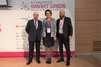 Foto Familia - Inauguracion 4 Congreso Smart Grids