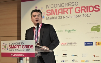 Francisco Barcelo - Miembro Grupo Rector Futured - Detalle 1 Clausura - 4 Congreso Smart Grids