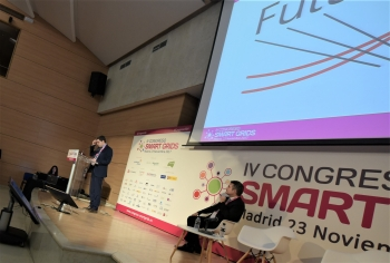 General 1 Enterega Premio Futured - 4 Congreso Smart Grids