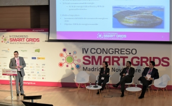 Javier Sanchez - Sales Manager Grid Iberia - Saft - General 1 Ponencia - 4 Congreso Smart Grids