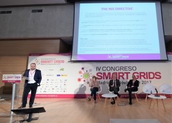 Jose Manuel Ruiz - Cybersecurity Technical Manager Energy Business - Schneider Electric - General Ponencia - 4 Congreso Smart Grids
