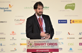 Juan Rico - Head of Energy Sector - Atos - Detalle Ponencia - 4 Congreso Smart Grids
