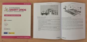 Libro de Comunicciones 1 - 4 Congreso Smart Grids