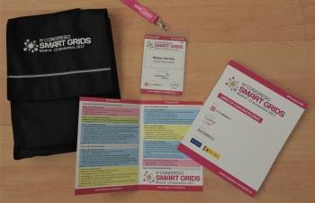 Material Congresistas 1 - 4 Congreso Smart Grids