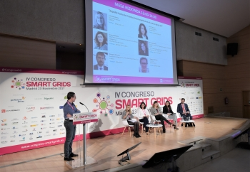 Pep Salas - Director - SmartGrid-cat - General Moderar Mesa Redonda - 4 Congreso Smart Grids