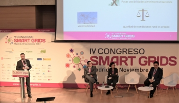 Ramon Gallart - responsable Redes Inteligentes - Estabanell Energia - General 1 Ponencia - 4 Congreso Smart Grids