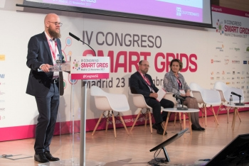 Stefan Junestrand - Director General - Grupo Tecma Red - Inauguracion - 4 Congreso Smart Grids