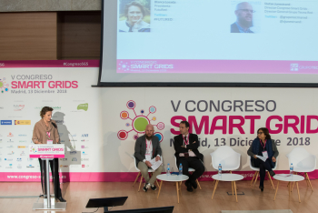Blanca-Losada-FutuRed-Inauguracion-2-5-Congreso-Smart-Grids-2018
