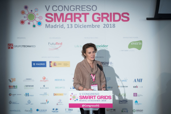 Blanca-Losada-FutuRed-Inauguracion-3-5-Congreso-Smart-Grids-2018