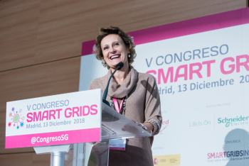 Blanca-Losada-FutuRed-Inauguracion-4-5-Congreso-Smart-Grids-2018