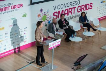 Blanca-Losada-FutuRed-Inauguracion-1-5-Congreso-Smart-Grids-2018
