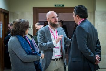 Llegada-5-5-Congreso-Smart-Grids-2018