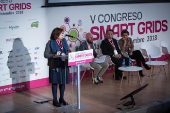 Marina-Serrano-Aelec-Inauguracion-3-5-Congreso-Smart-Grids-2018
