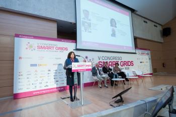 Marina-Serrano-Aelec-Inauguracion-4-5-Congreso-Smart-Grids-2018
