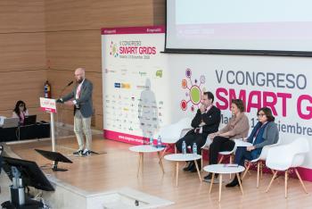 Stefan-Junestrand-Grupo-Tecma-Red- Inauguracion-1-5-Congreso-Smart-Grids-2018