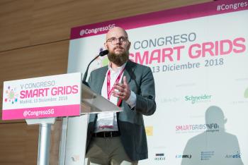 Stefan-Junestrand-Grupo-Tecma-Red- Inauguracion-2-5-Congreso-Smart-Grids-2018