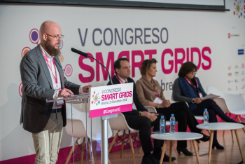 Stefan-Junestrand-Grupo-Tecma-Red- Inauguracion-4-5-Congreso-Smart-Grids-2018