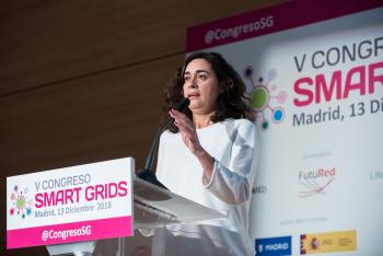 Susana-Banares-Red-Electrica-Espana-Clausura-1-5-Congreso-Smart-Grids-2018