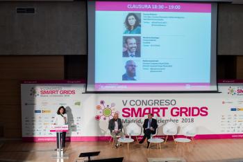 Susana-Banares-Red-Electrica-Espana-Clausura-4-5-Congreso-Smart-Grids-2018