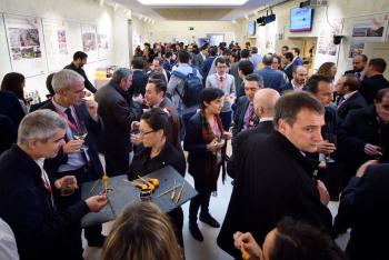 018-12-Comida-Networking-6-Congreso-Smart-Grids-2019
