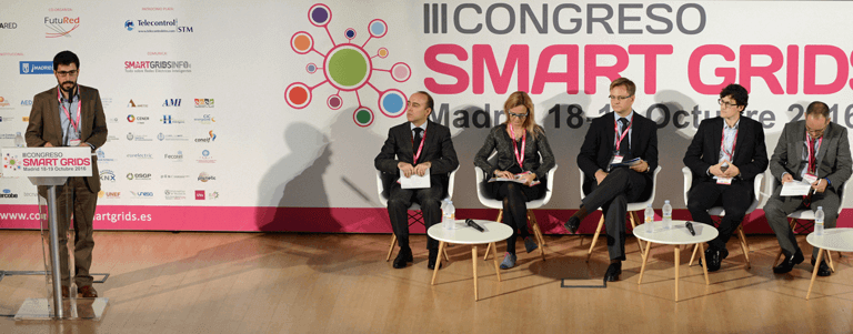 Congreso Smart Grids 3 - 2016