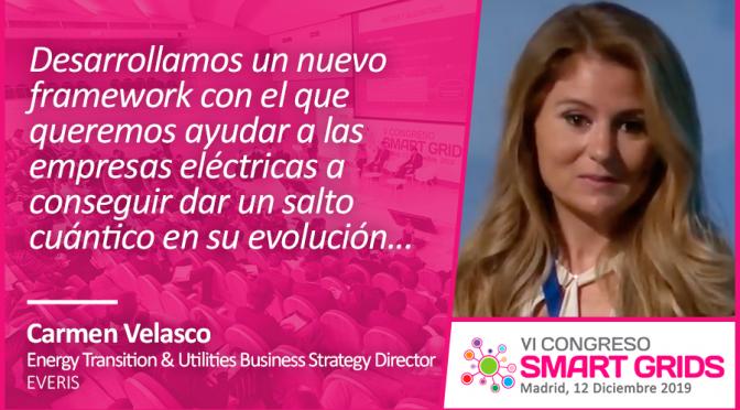 Entrevista a Carmen Velasco de everis