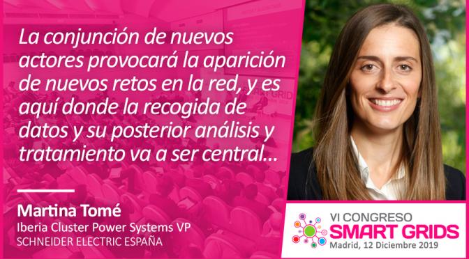 Entrevista a Martina Tomé de Schneider Electric España