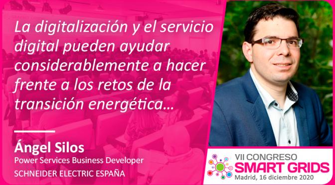 Entrevista a Ángel Silos de Schneider Electric España