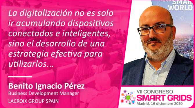 Entrevista a Benito Ignacio Pérez de LACROIX Group Spain