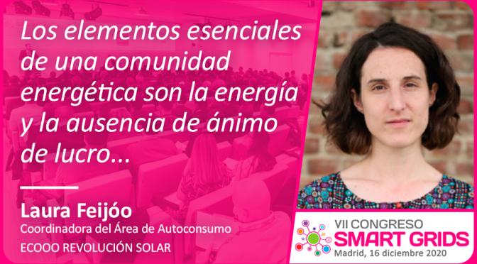 Entrevista a Laura Feijoó de Ecooo Revolución Solar